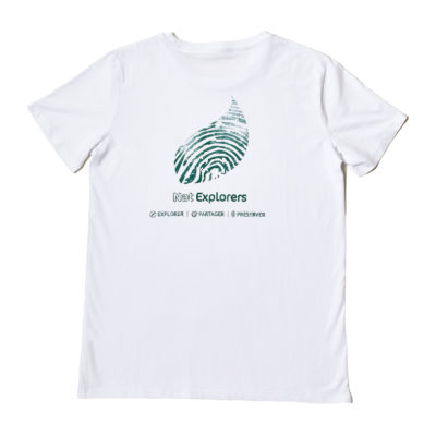 T-shirt NatExplorers - Dos