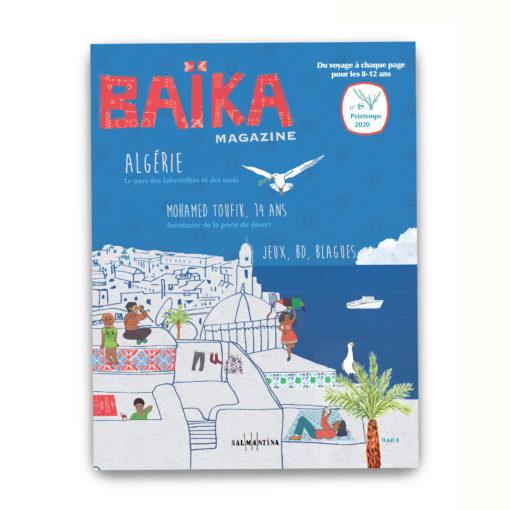 Baïka Couverture n°18